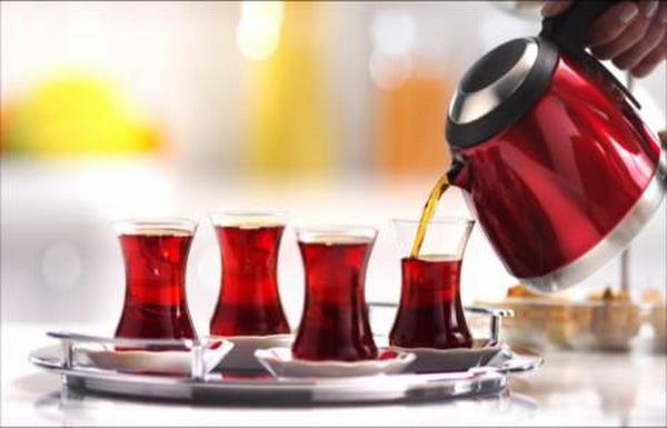 Demlikle Çay ve Demli Çay