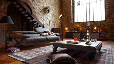 Modern Mekanlara Farklı Bir Dokunuş: Loft Tarzı Dekorasyon